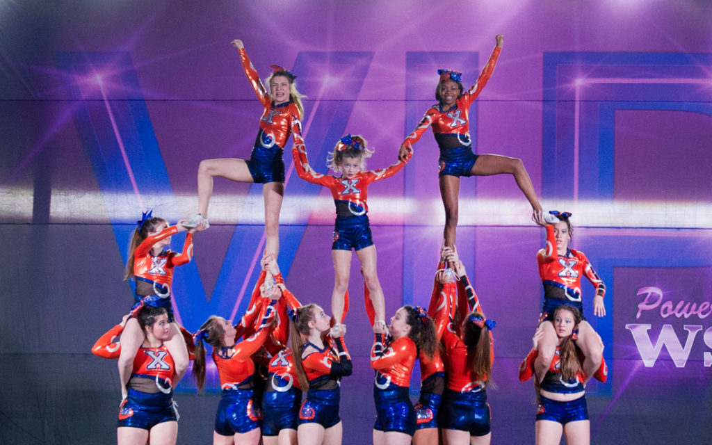 Cheer Competitions