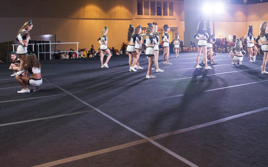 All Star Competition Mobile Cheerleading Near Me Al